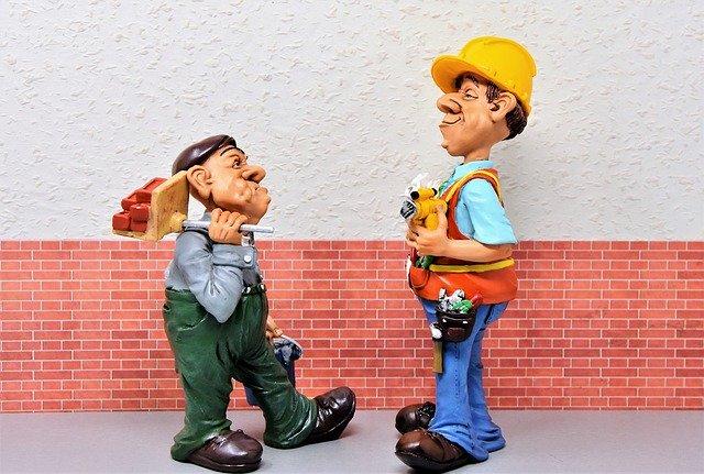 【サブコン社員が解説】建築工事の「あいばん」とは【合番・相番】