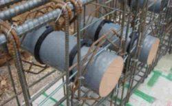 建築のスリーブとは?施工方法、補強筋、間隔、ルール、サイズなど
